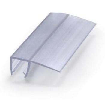 8mm glass folding shower screen door seal trim